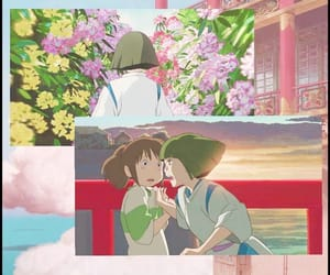 ghibli, spirited away, and wallpaper image