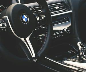 bmw, car, and black image