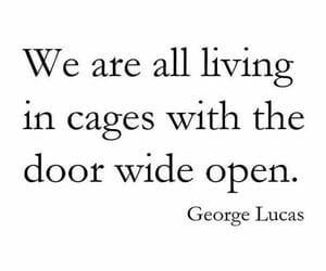 quotes and cage image
