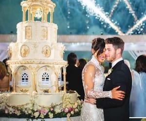 nick jonas, wedding, and priyanka chopra image