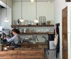 theme, cafe, and coffee image