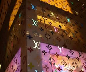 Louis Vuitton, aesthetic, and LV image