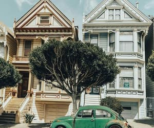 beautiful, city, and house image