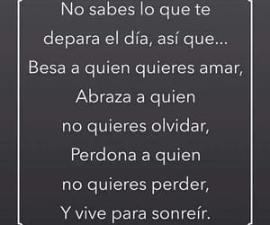 frases, hoy, and no sabes image