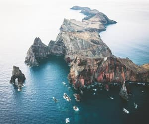 belleza, isla, and mar image