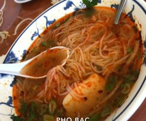 life, noodles, and pho image