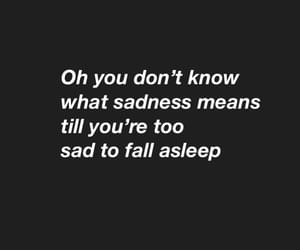 Lyrics, quotes, and sad image