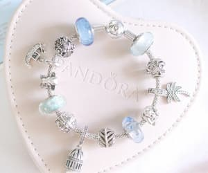 accessories, blue, and Braclet image