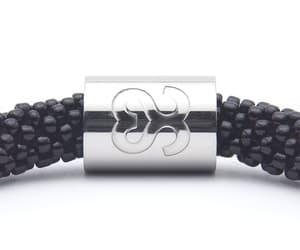 bracelets, sashka co, and fair trade image