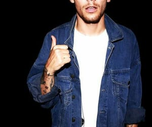 louis tomlinson, one direction, and liam payne image