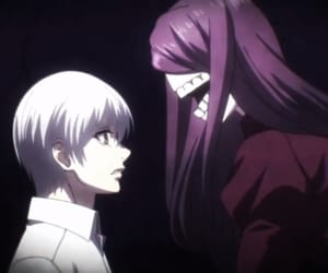 anime, characters, and tokyo ghoul image