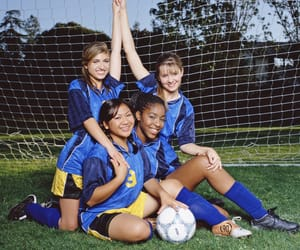 nickelodeon, soccer, and tv show image