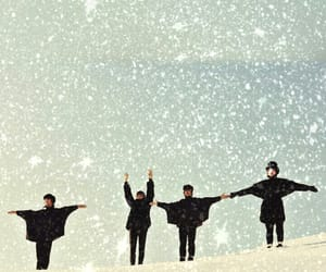 the beatles, george harrison, and help image