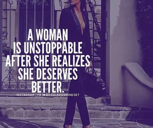 better, quote, and woman image