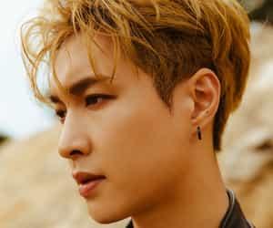 exo, idol, and yixing image