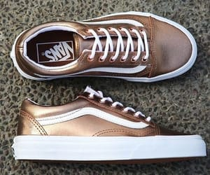 bronze, gold, and shoes image