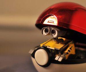 wall-e, cute, and pokemon image