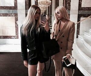 fashion, girls, and selfie image
