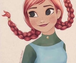 drawing, frozen, and pippi longstocking image