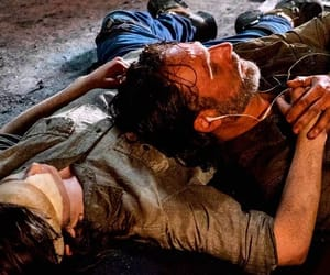andrew lincoln, twd, and rick grimes image