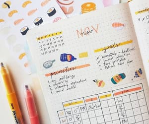 journaling, planner, and stationery image