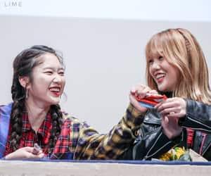 k-pop, kim jiho, and wm entertainment image