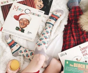 candycane, merry, and music image