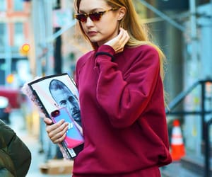 December 7, 2018 - Gigi out and about in NYC.