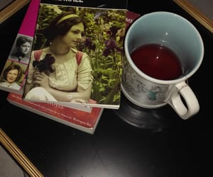 baudelaire, relax, and cup image