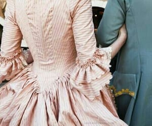 aesthetic, pink, and dress image
