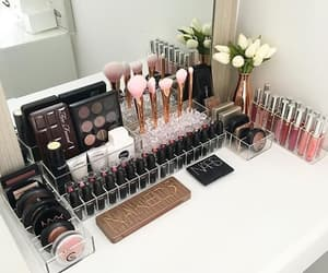 My makeup routine