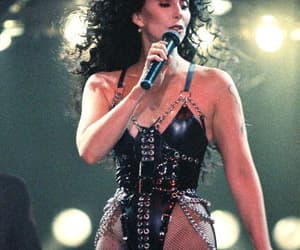 iconic, pretty, and cher image