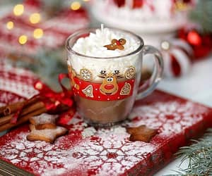 christmas, chocolate, and delicious image