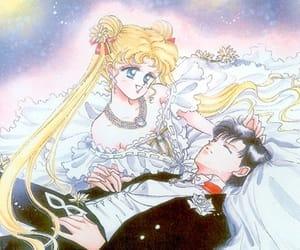 art, illustration, and sailor moon image