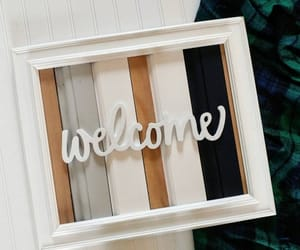 beach house, christmas gift, and entryway image