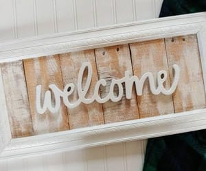 etsy, entryway decor, and pallet wood sign image
