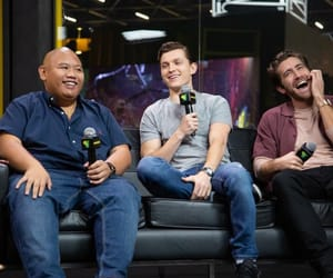 actors, spider-man, and jacob batalon image