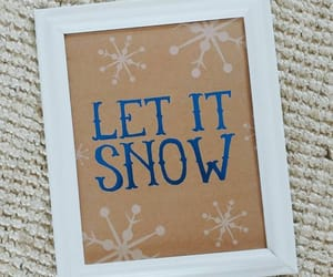 etsy, christmas sign, and framed wood sign image