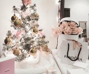 christmas, girly, and pandora image
