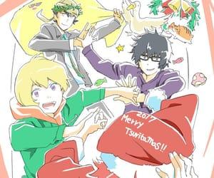 anime, tsuritama, and yuki sanada image