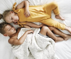 babies, kids, and nap time image