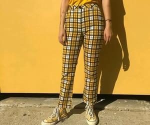 yellow, aesthetic, and alternative image