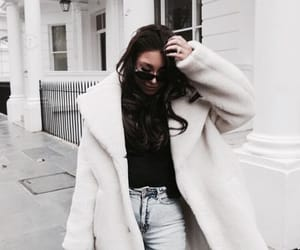 beauty, sunglasses, and outfit inspo image