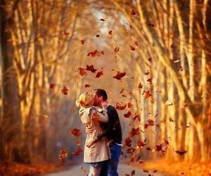 happiness, kiss, and looking for love image