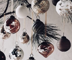 christmas, ornaments, and photography image