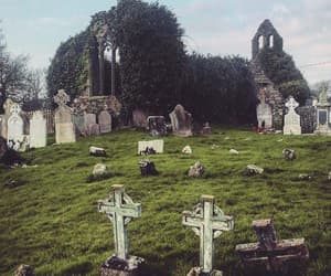 ireland, medieval, and ruins image