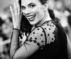 girl, hayley atwell, and pretty image