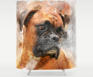 animal, painting effect, and brown image
