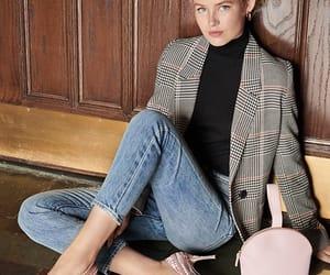 beautiful, blazer, and blonde image