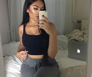 fashion, beautiful, and body image